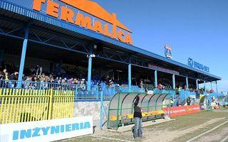 Ekstraklasa: Nieciecza urośnie, ale nie zdąży do lata