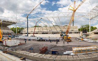 Nowa budowa: Zobacz, jak zmienił się stadion Lens