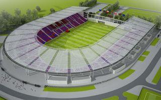Szczecin: Miasto i Pogoń rozmawiają, czy zmieni się projekt stadionu?