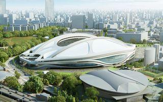 Tokio: Znów gorąco wokół Stadionu Olimpijskiego
