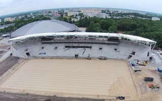 Łódź: Jeszcze nie stadion, ale już wielofunkcyjny