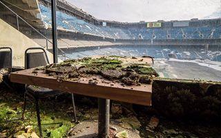 Detroit: Ruina Silverdome znów na sprzedaż?