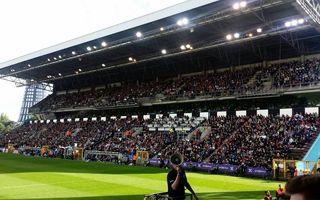 Belgia: Stadion Euro nie spełnił norm UEFA