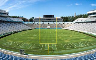 Nowe stadiony: Góry i lasy Karoliny Północnej