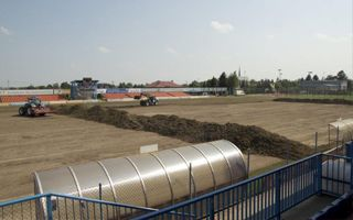 Nieciecza: Termalica zdąży przebudować stadion przed sezonem?