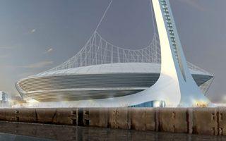 Nowy projekt: Hamburg pokazał plan na Igrzyska 2024