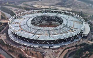Londyn: Śmierć pracownika na Olimpijskim, prace wstrzymane
