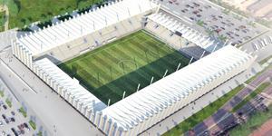 Olsztyn: Wreszcie jest konkurs na wizję stadionu