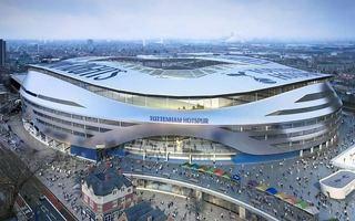 Londyn: Tottenham chce powiększyć planowany stadion