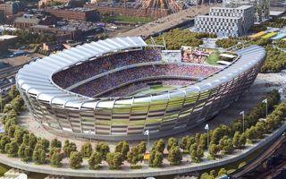 Nowy projekt: Stadion Olimpijski dla Bostonu