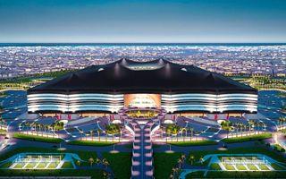 Katar: Stadion w Al Khor drogi, zgodnie z planem