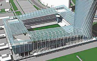 Moskwa: Stadion CSKA za pół roku?