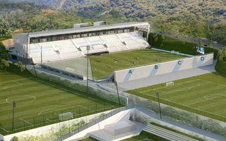 Chorwacja: Takiego stadionu dla rezerw (!) nie będzie mieć żaden polski klub