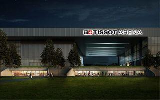 Stadion i projekt: Historia i przyszłość szwajcarskiego Biel