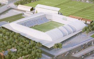 Budapeszt: Postawią stadion MTK w 360 dni
