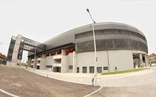 Nowy stadion: Nie zmienili historii na otwarcie