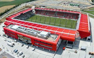 Nowy stadion: Długie otwarcie w Ratyzbonie