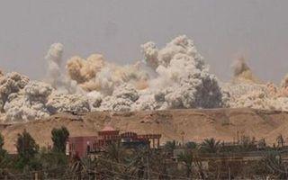 Irak: Państwo Islamskie wysadza stadion w Anbarze