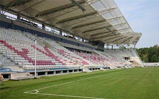 Łódź: Stadion ŁKS oddany, zobacz go z bliska
