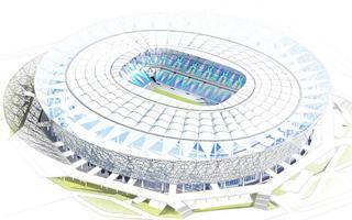 Rosja: Wołgograd ma opóźnienie, przekroczą termin FIFA?