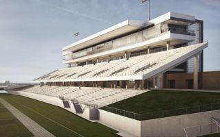 Nowy projekt: Po co jeden stadion, gdy można mieć dwa?
