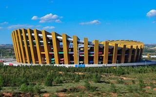Nowe stadiony: Chińskie piękności