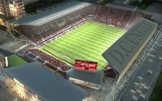 Nowy projekt: Ostatnia wersja DC United Stadium?