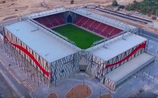 Izrael: Niecały miesiąc do otwarcia Turner Stadium