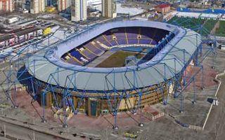 Charków: Stadion Metalista grozi zawaleniem?!