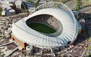 Nowa budowa: Pierwszy stadion w Katarze będzie 6 lat przed Mundialem