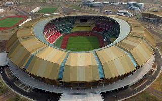 Nowy stadion: Kongo znów może być dumne