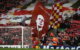 Liverpool: Do machania flagą potrzeba… akredytacji