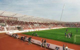 Nowa budowa: Steigerwaldstadion (prawie) od nowa
