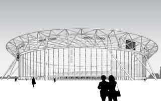 Innowacje: Tak jest taniej – najpierw dach, potem stadion