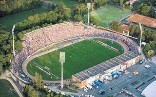 Nowe stadiony: Darmstadt, Neunkirchen i Stuttgart