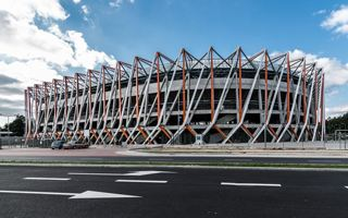 Białystok: Miasto górą, stadion o 101 milionów tańszy!