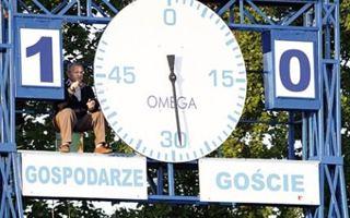 Chorzów: Omega wróci, ale nie teraz
