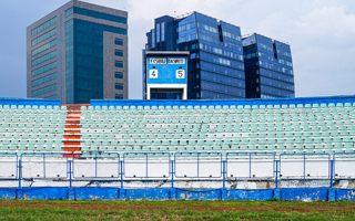 Nowe stadiony: Transylwania i Gheorge Hagi