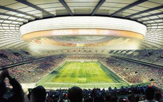 Moskwa: Łużniki będą rosyjskim Wembley?