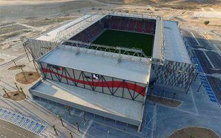 Nowy stadion: Najnowsza perełka Izraela