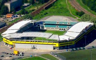 Estonia: Narodowy stadion w Tallinie urośnie o połowę