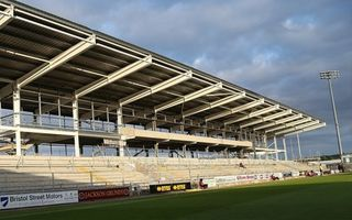 Anglia: Długi stadionowe zatopią Northampton Town?