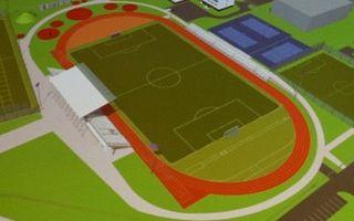 Wyszków: Jest plan nowego stadionu miejskiego