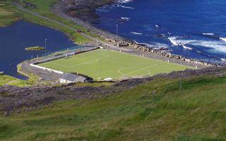 Nowe stadiony: Piękne krajobrazy Wysp Owczych