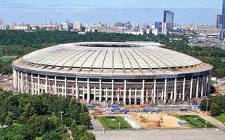 Moskwa: 90% żelbetu na Łużnikach gotowe