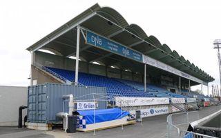 Nowe stadiony: Pierwsza i druga liga z Norwegii