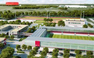 Nowy projekt: Miała być mini Allianz Arena…