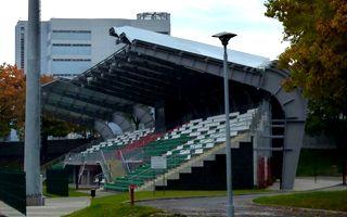 Jelenia Góra: Stadion zgasł w połowie meczu Polek