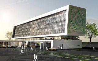 Mönchengladbach: Borussia dobuduje hotel do stadionu