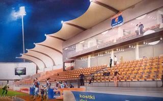 Nieciecza: Termalica pokazuje przyszły stadion